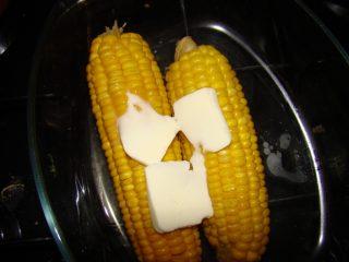Corn On The Cob Pannocchie Di Mais Al Burro Lacuocaignorante