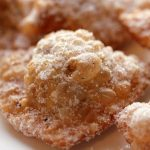 Calcionetti con ripieno di castagne. I ravioli dolci della tradizione natalizia abruzzese che si preparano nel Teramano