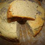 TORTA COCCO, TAHINA E SEMI DI PAPAVERO. La torta di semolino per la Grande Quaresima ortodossa