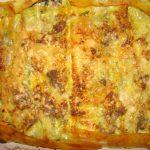 Lasagne gran magro: Le lasagne della Vigilia tipiche del Piemonte, con una deliziosa salsa alle alici
