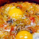 ACQUACOTTA MAREMMANA. Zuppa di pane con verdure, uova e formaggio